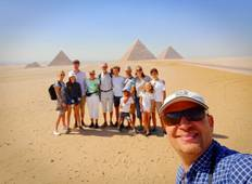 Treasures of Egypt 08 days pyramids & Nile Cruise  Tour