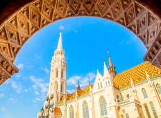 A Taste of the Danube with 2 Nights in Budapest (Eastbound) 2020 Tour
