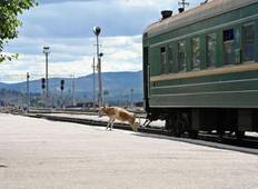 Trans Siberian Railway with China and Mongolia - Departing Beijing Tour