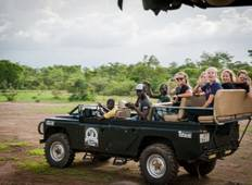 3 Day Guided Tour to Mole National Park Ghana Africa Tour