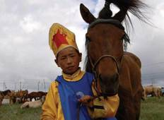 Trans Mongolian with Naadam Festival (St. Petersburg to Beijing) Tour