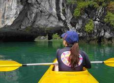 3-Day Kayaking and Exploring Caves - Cruise on Bai Tu Long & Ha Long Bay Tour
