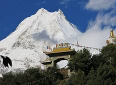 Manaslu Circuit Trek 19 Days Tour