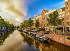 Tulip Time in Holland & Belgium with 1 Night in Amsterdam for Garden & Nature Lovers Tour