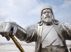 The Genghis Khan (Moscow to Beijing) Tour