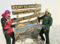 6 Days Machame Route + 2 nights hotel stay Tour