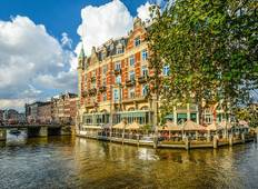 Tulip Time in Holland & Belgium WWI Remembrance & History Cruise with 1 Night in Amsterdam Tour