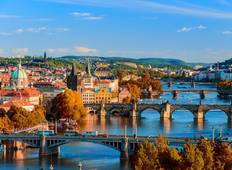 Festive Season on The Blue Danube Discovery with 2 Nights in Prague 2020 Tour