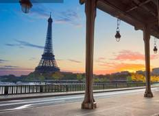 Delights of London and Paris (9 Days) Tour