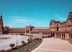 Andalusian Golden Triangle Tour