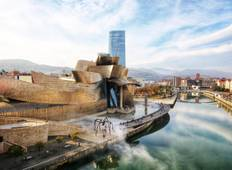 Basque Country Discovery from Madrid Tour