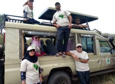 3 days Maasai Mara Group Joining Safari  Tour
