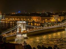 Festive Season on A Taste of the Danube with 2 Nights in Budapest (Westbound) Tour