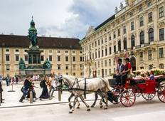 Festive Season on A Taste of the Danube with 2 Nights in Budapest & 2 Nights in Vienna (Westbound) Tour