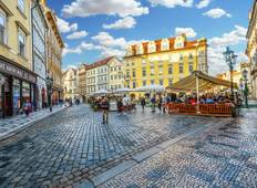 The Legendary Danube with 2 Nights in Prague with Jewish Heritage Tour
