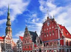 Baltic Highlights Half Board, 4* hotels Tour