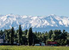 Kyrgyzstan and Kazakhstan 12 days tour Tour