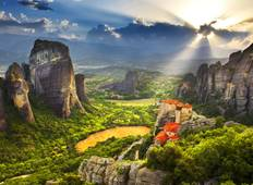 Explore Meteora - 3 Days Tour