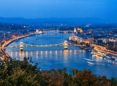 Christmastime on the Danube with 2 Nights in Prague (Westbound) Tour