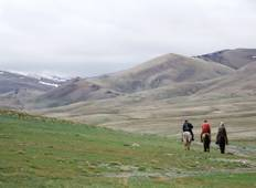 Horse Trekking In Altai Mountains Tour