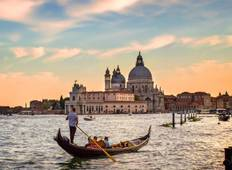 Italian dream: from Venice to Rome hopping by high speed train  Tour