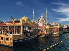 Turkish Summer Honeymoon in Culture Tour