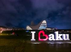 3 days in Baku Tour