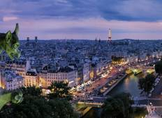 Burgundy & Provence with 2 Nights in Paris, 3 Nights in Venice & 3 Nights in Rome for Wine Lovers (Northbound) Tour