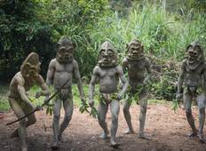 Papua New Guinea: Cultural Connections - Departure #1 Tour