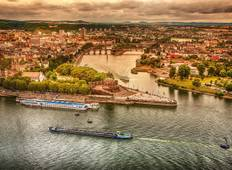 Festive Season on Romantic Rhine with 2 Nights in Lucerne (Northbound) 2020 Tour