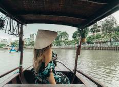 Explore Ho Chi Minh City, Cu Chi Tunnels and Mekong Delta Tour