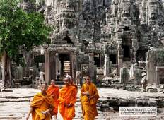 Mekong Delta & Angkor Wat Experience in 8 Days (Ho Chi Minh City to Siem Reap) Tour