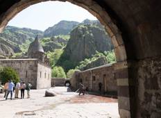 Three days of freedom in Armenia Tour
