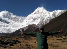 Manaslu Circuit Trekking -13 nights/14 days  Tour