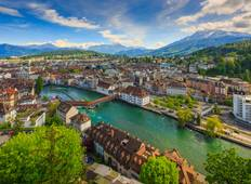 Romantic Rhine with 2 Nights in Lucerne with Jewish Heritage (Northbound) 2020 Tour