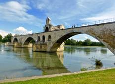 Burgundy & Provence (2020) (Lyon to Avignon, 2020) Tour