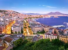Splendours of the Amalfi Coast & Naples Tour