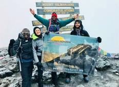 7 Days Machame Route + 2 Nights Stay Tour