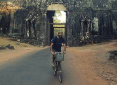 Wonder of Cambodia Overland 7 days  Tour