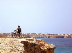 Puglia coast to coast, a cycling holidays across SALENTO from the Ionian to the Adriatic sea Tour