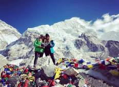 Everest Base Camp Trek-14 days  Tour