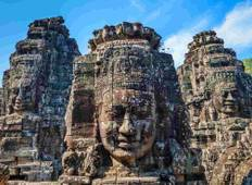 Discover Magical Temple City of Angkor Wat Tour