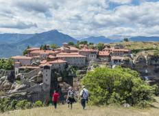 3 Days Rail Tour From Athens To Meteora Tour