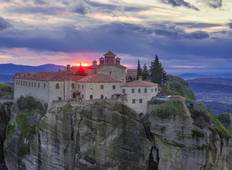3 Days Rail Tour From Athens To Meteora And Delphi Tour