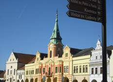 Elbe Cycle Route, Prag - Dresden, 8 Days, Self-Guided Tour Tour
