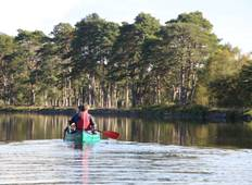 Canoe Coast to Coast across Scotland Tour