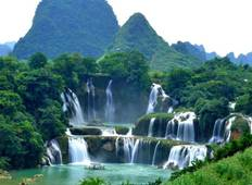 Ba Be lake - Ban Gioc Waterfall  Group Tour 3 Days 2 Nights Tour