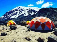 5 days Marangu Route climb Mt Kilimanjaro  Tour