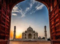 3 nights 4 days Golden Triangle Delhi-Agra-Jaipur-Delhi Tour