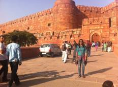 Golden triangle with ranthambore tours   Tour